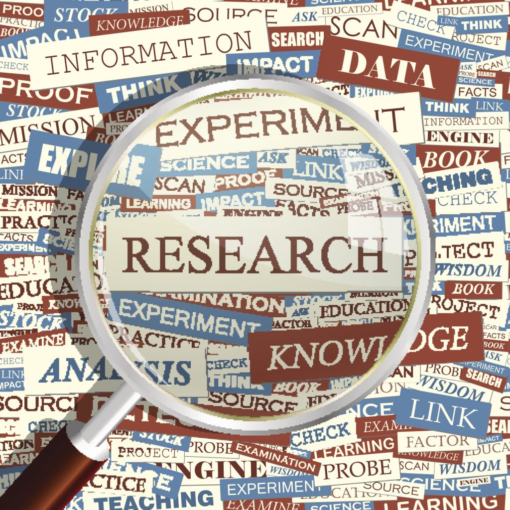Online Research Paper