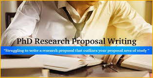 Ph.D. research proposal writing service